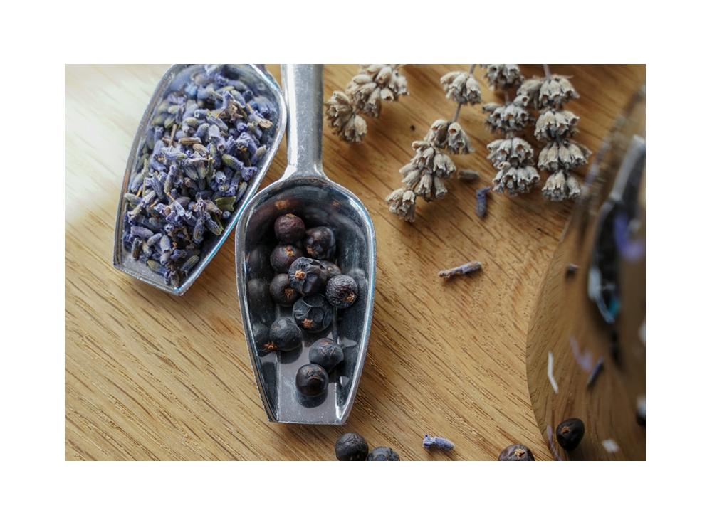 lavender & juniper